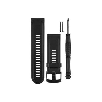 Silikonowe paski fēnix® 3 czarne