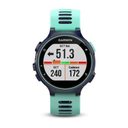 Forerunner® 735XT czarno jasnobłękitny z czujnikiem tętna HRM-Run™