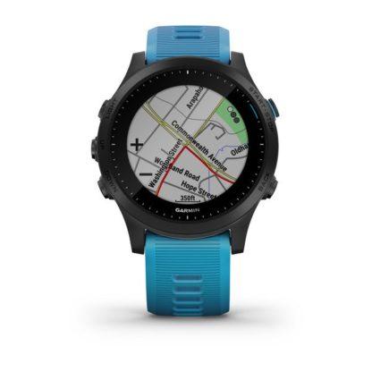 Forerunner® 945 niebieski z czujnikami do triathlonu