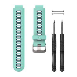Jasnobłękitny granatowy pasek do zegarka Forerunner® 735XT