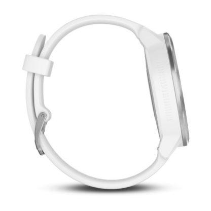 vívoactive® 3  Biały silikon stal nierdzewna