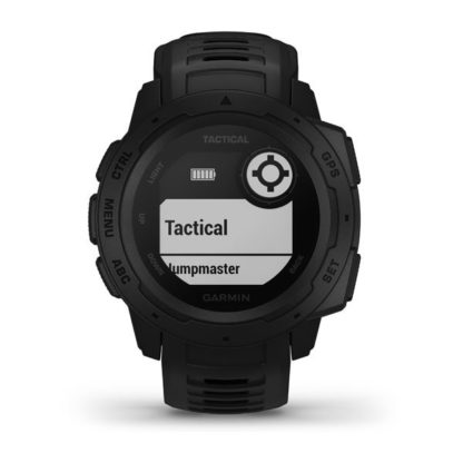Instinct® – Tactical Edition Czarny