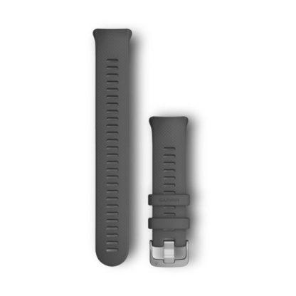 Paski do zegarków  Garmin Swim™ 2 - Popielaty (duże)